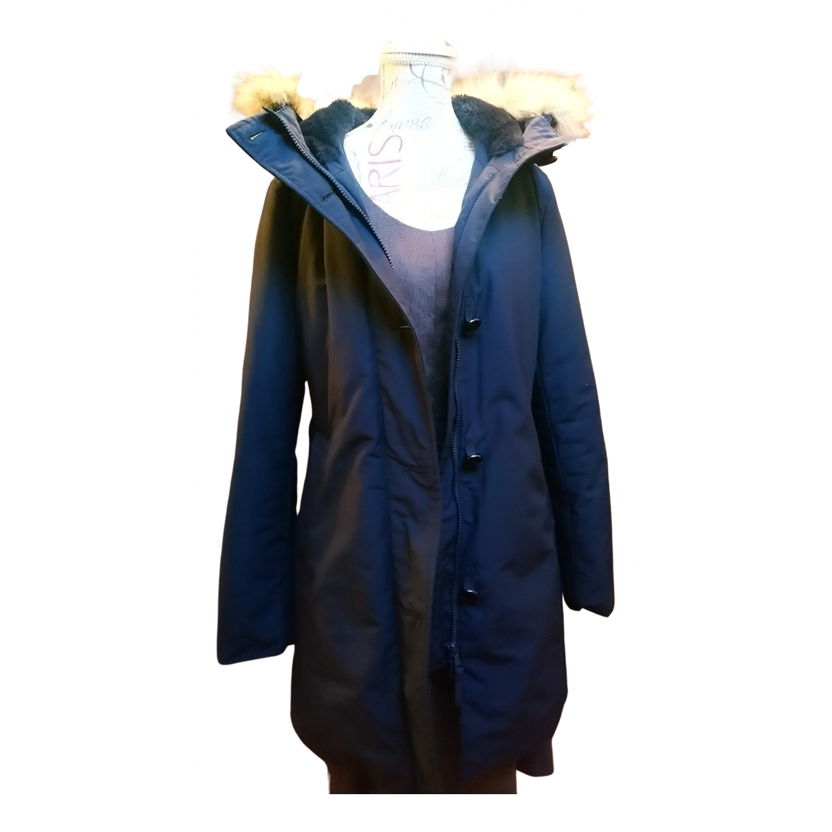 Uniqlo \N Navy coat for Women S International