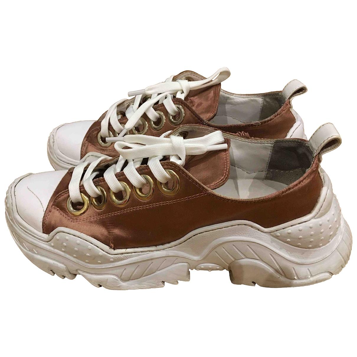 N°21 \N Sneakers in Kautschuk