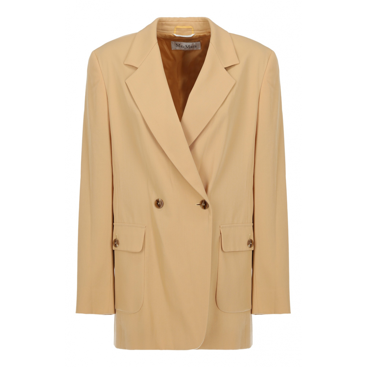 Max Mara - Combinaison   pour femme en laine - beige