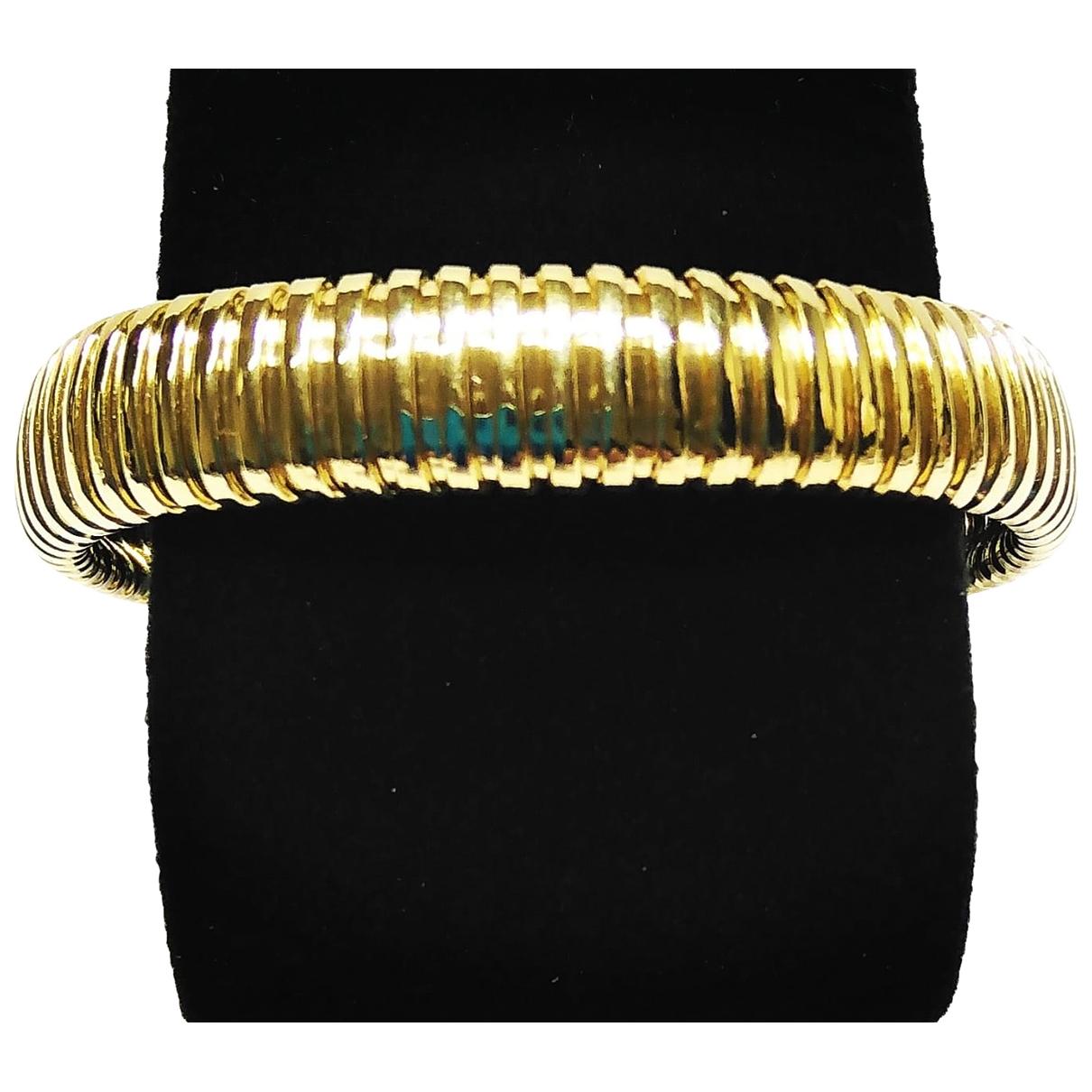- Bracelet   pour femme en acier - dore