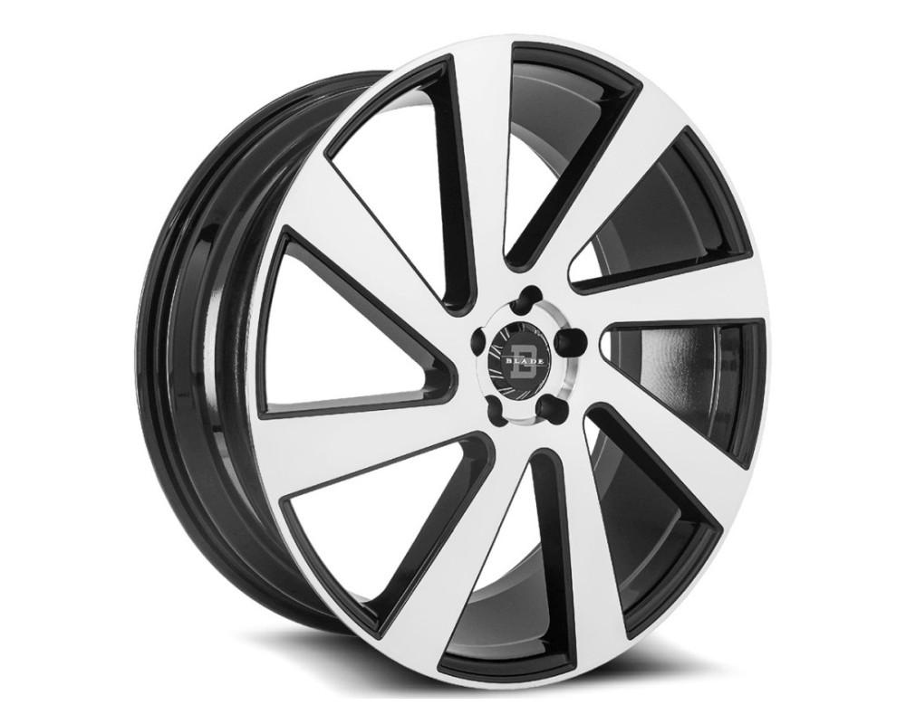Blade BL-406 Napo Wheel 22x8.5 5x112 35mm Black Machined