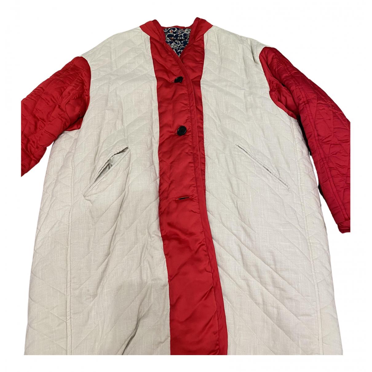 Isabel Marant \N Ecru coat for Women 36 FR
