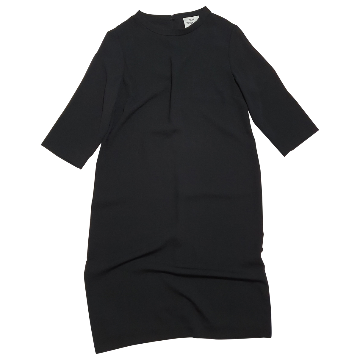 Mads Nørgaard \N Kleid in  Schwarz Polyester