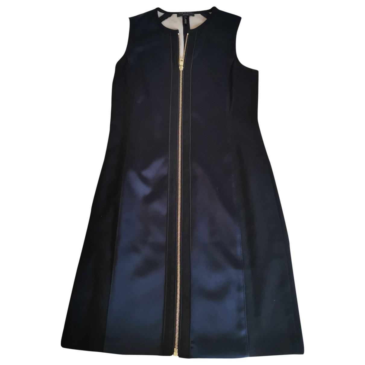 Rag & Bone \N Kleid in  Marine Wolle