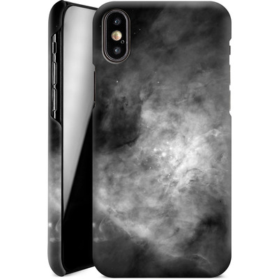 Apple iPhone XS Smartphone Huelle - Nebula von caseable Designs