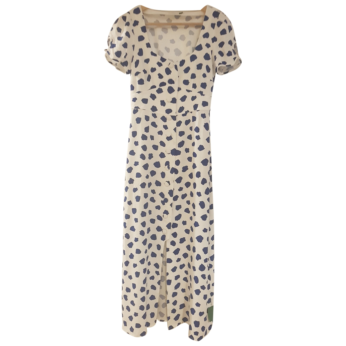 Rixo \N White dress for Women XXS International