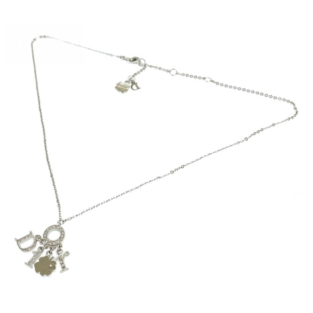 Collar de Plata Christian Dior