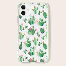IPhone-Huelle mit Kaktusdruck