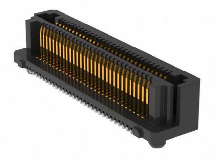 Samtec , LSHM-DV, 1 Row, Straight PCB Header (750)