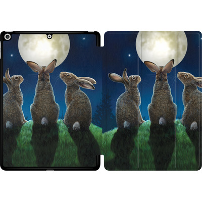 Apple iPad 9.7 (2017) Tablet Smart Case - Moonshadows von Lisa Parker