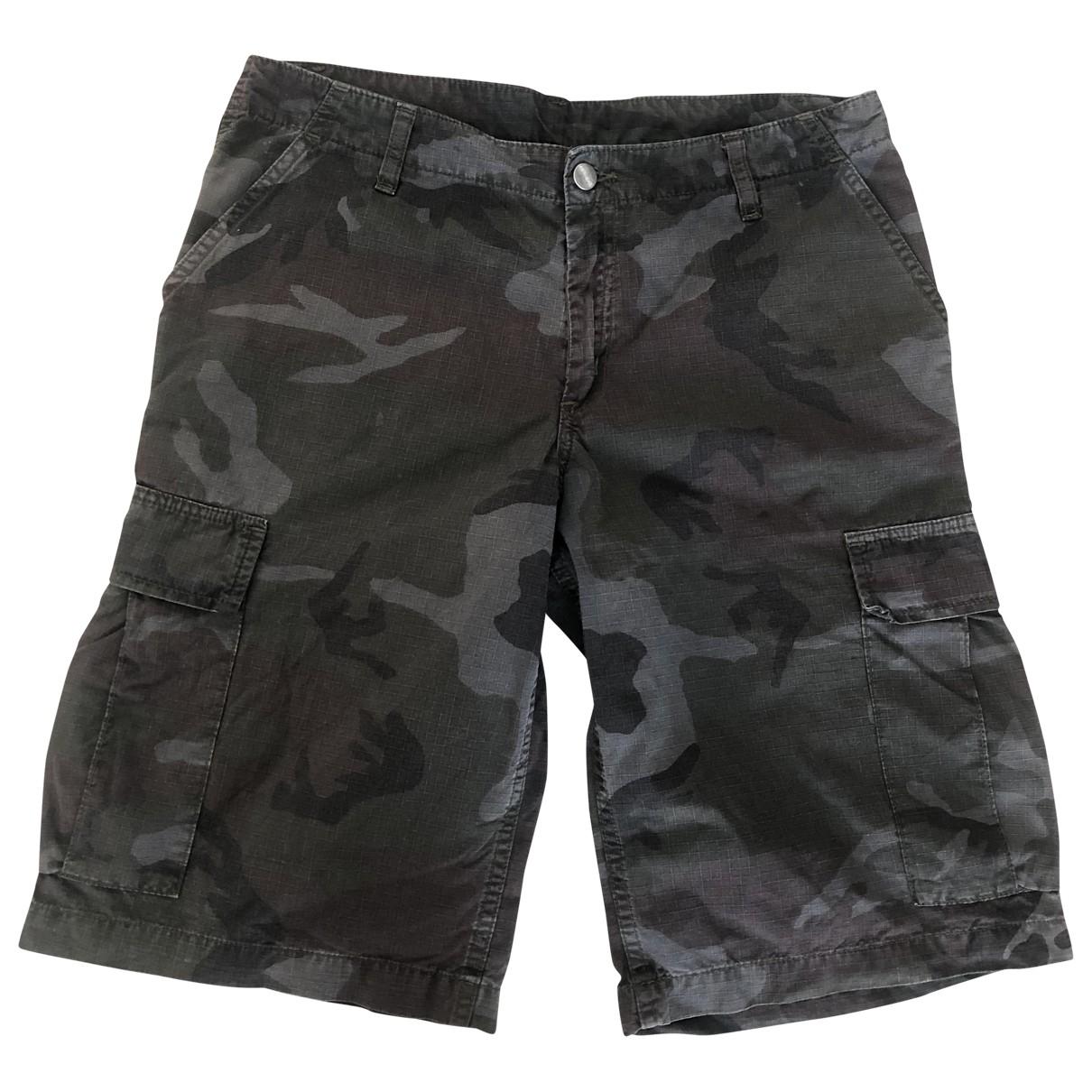 Carhartt \N Khaki Cotton Shorts for Men 30 UK - US