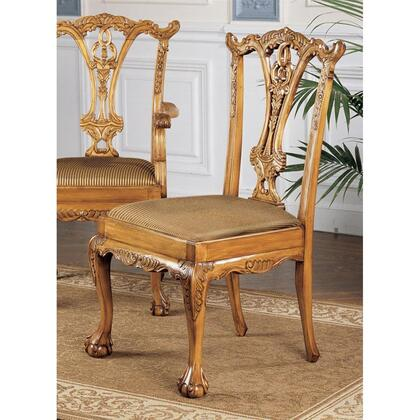 AF1007 English Chippendale Side Chair