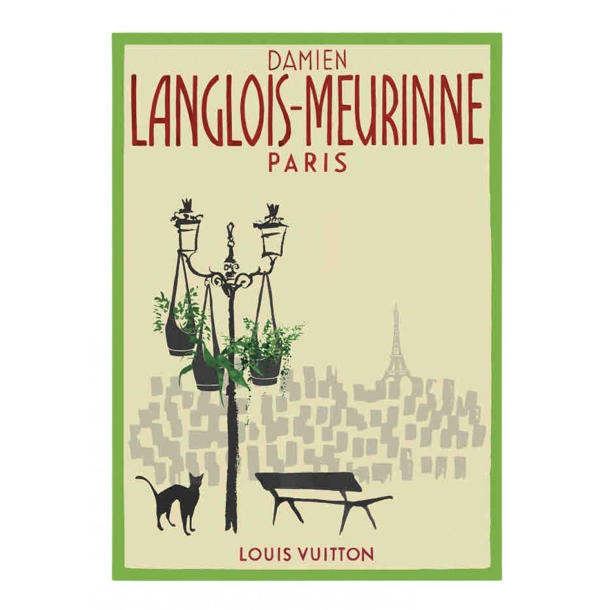 Louis Vuitton N Multicolour Home decor for Life & Living N