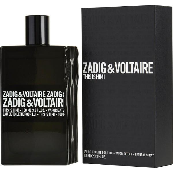 This Is Him - Zadig & Voltaire Eau de toilette en espray 100 ML
