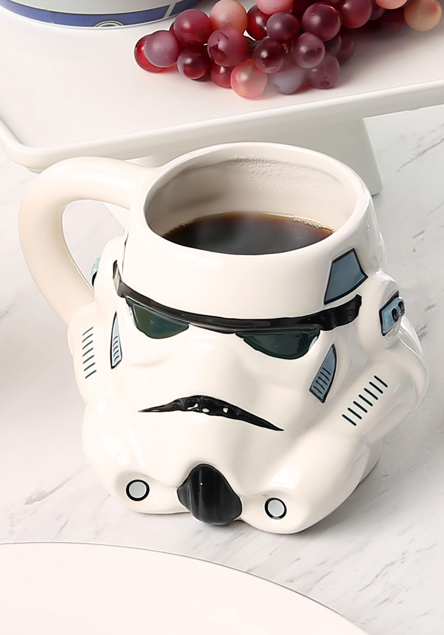 Stormtrooper Star Wars Molded Ceramic Mug
