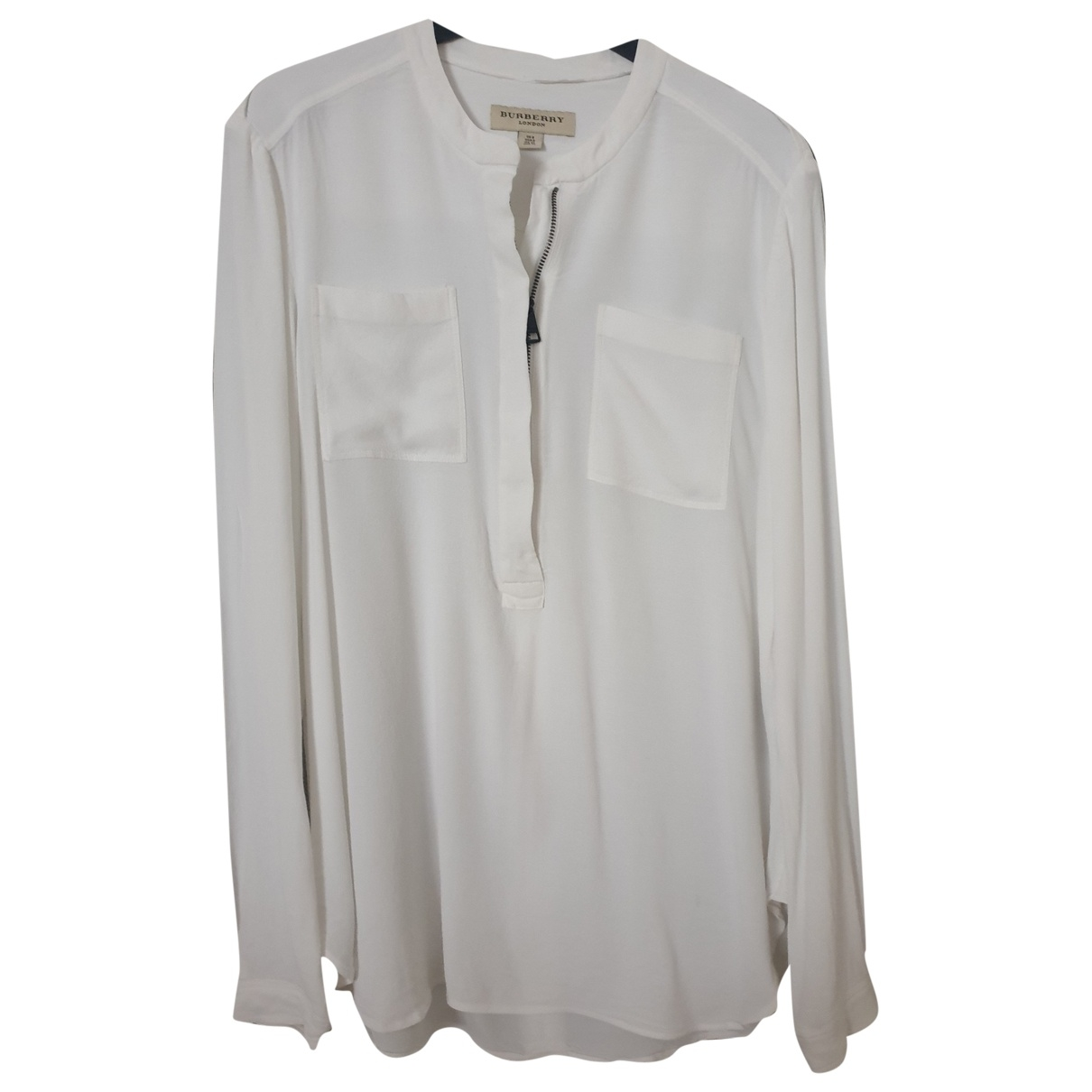 Burberry \N White  top for Women 40 IT