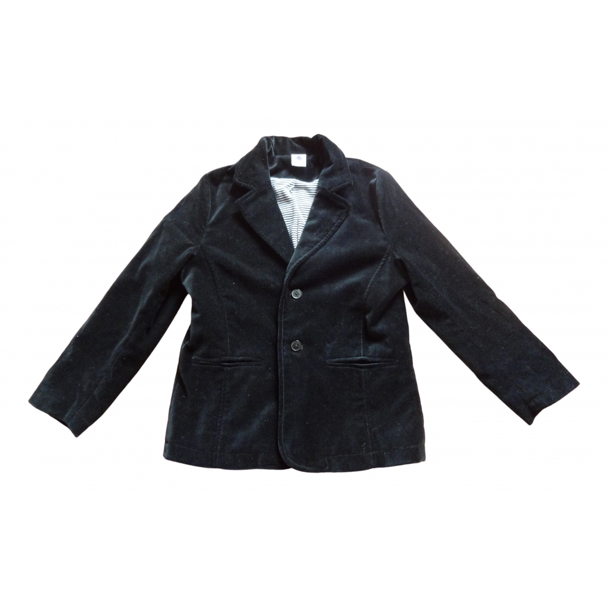 Petit Bateau N Black Cotton jacket & coat for Kids 6 years - up to 114cm FR