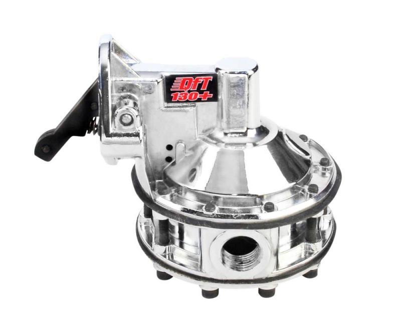 Quick Fuel Technology 30-350-1QFT Mechanical Fuel Pump 130+ Sbc