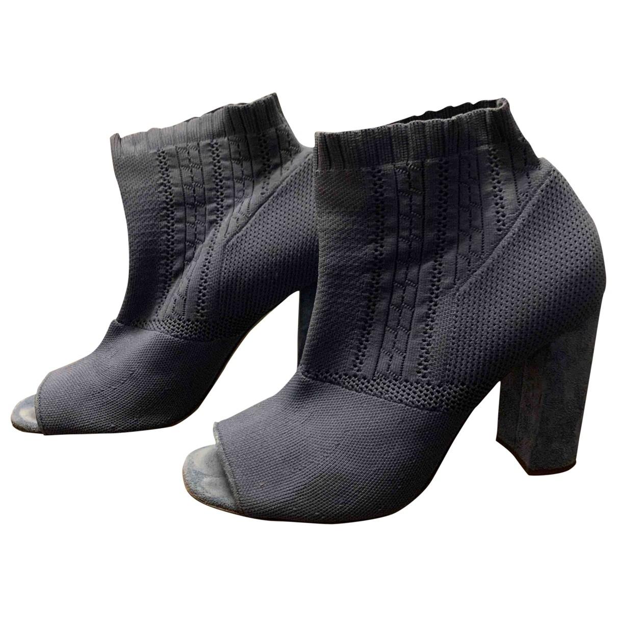 Lella Baldi - Boots   pour femme - anthracite