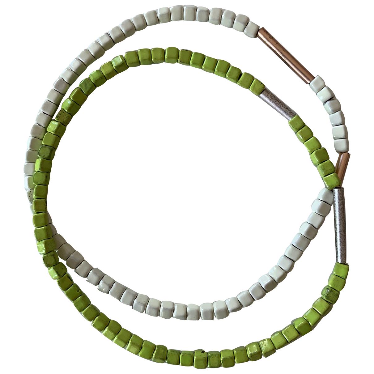 Cos - Bracelet   pour femme en perles - blanc