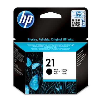 HP 21 C9351AN Original Black Ink Cartridge
