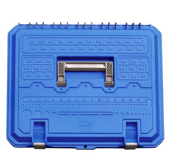 Decked D Box Drawer Tool Box