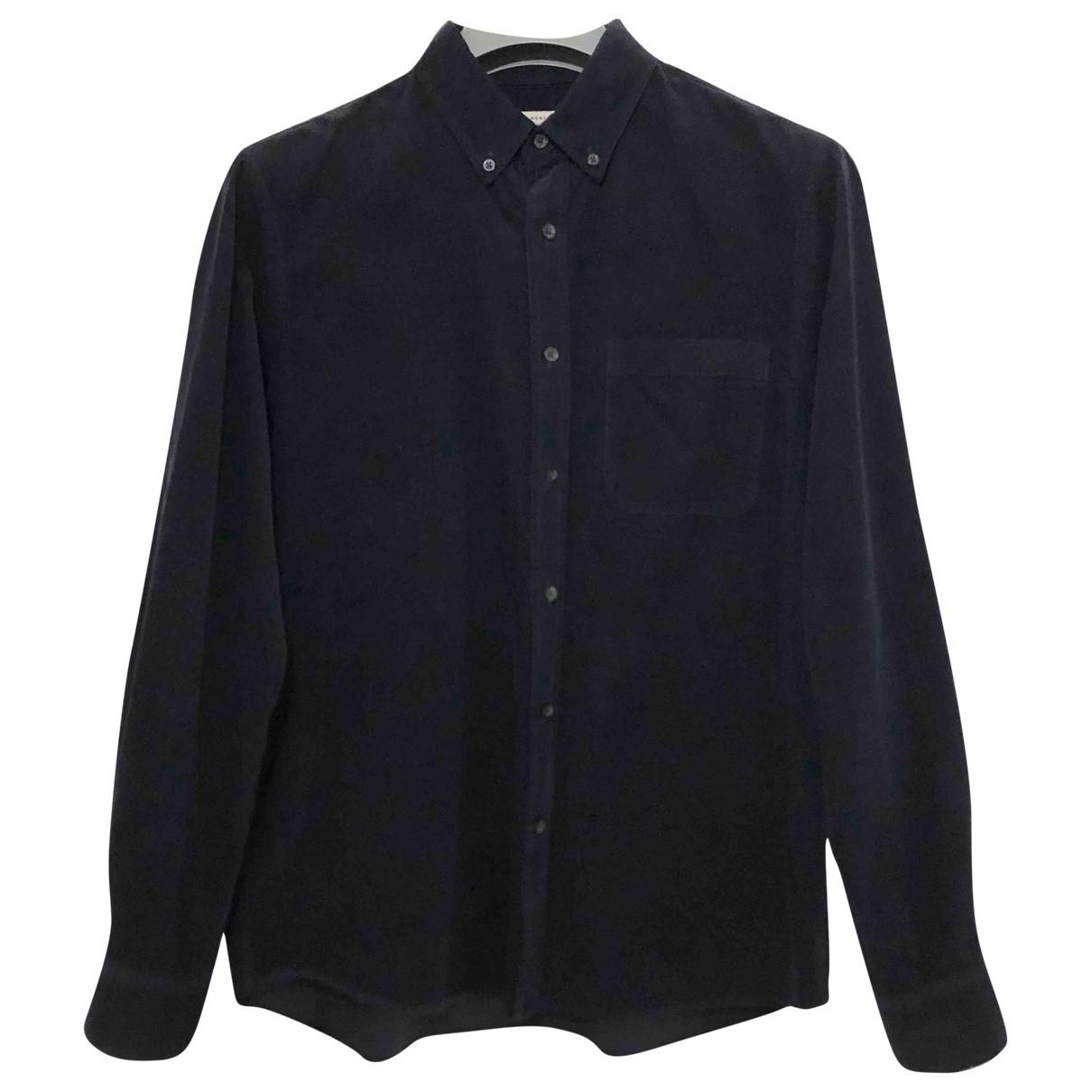 Club Monaco \N Hemden in  Marine Baumwolle