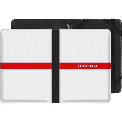 TrekStor eReader Pyrus eBook Reader Huelle - RED LINE von Berlin Techno Collective