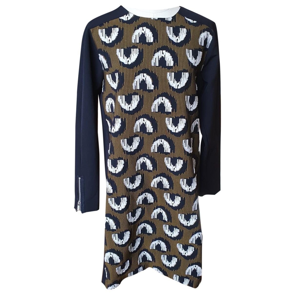 Asos - Robe   pour femme - kaki