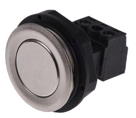 Schurter NO Push Button Switch, IP65, IP67, Through Hole