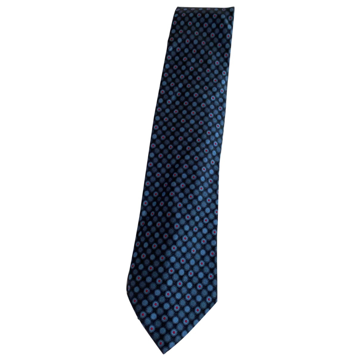 Valentino Garavani \N Blue Silk Ties for Men \N