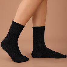 Seide Socken