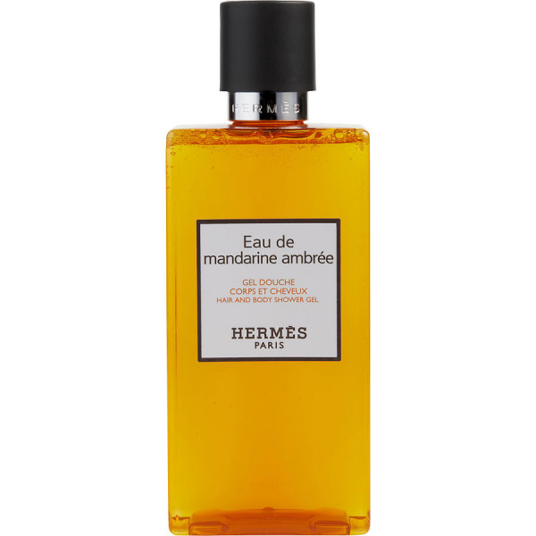 Hermès - Eau De Mandarine Ambrée : Hair & Body Shower Gel 190 ml