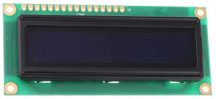 Midas White Passive matrix OLED Display COB Parallel Interface