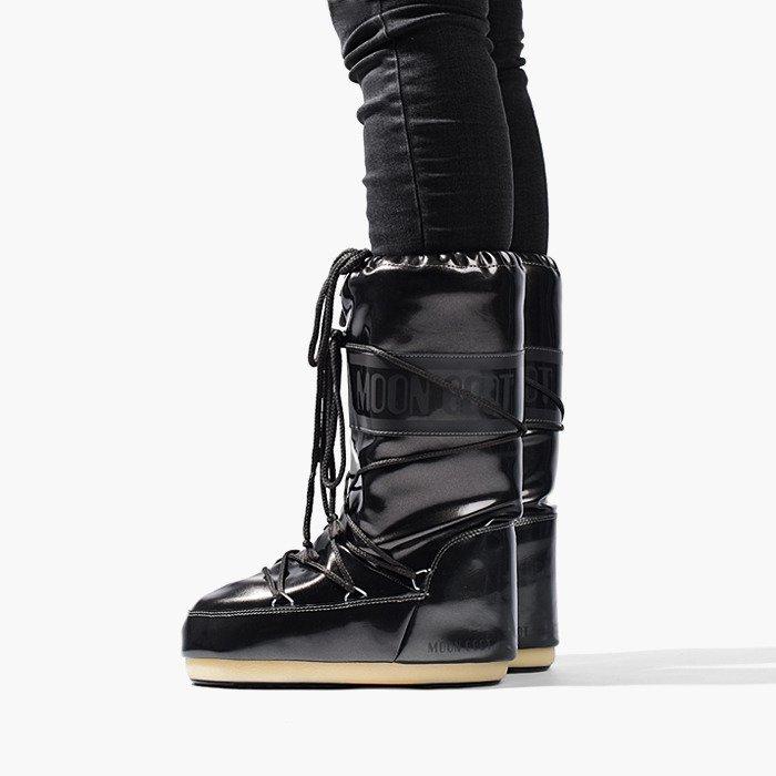 Boots femme Moon Boot Vinile Met. 14021400 001