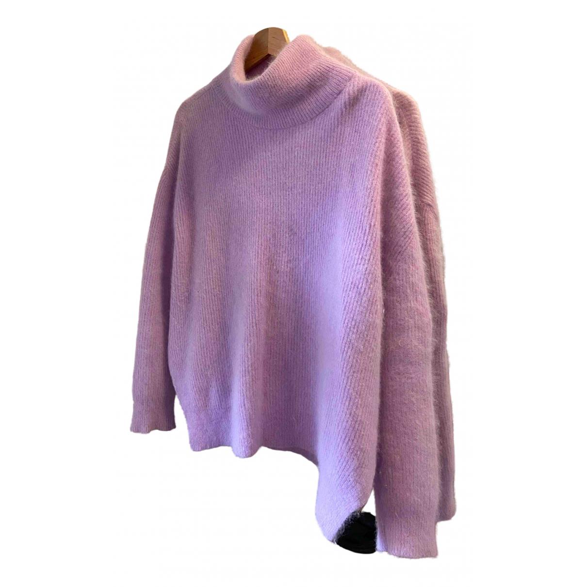 Nanushka \N Purple Wool Knitwear for Women XS International