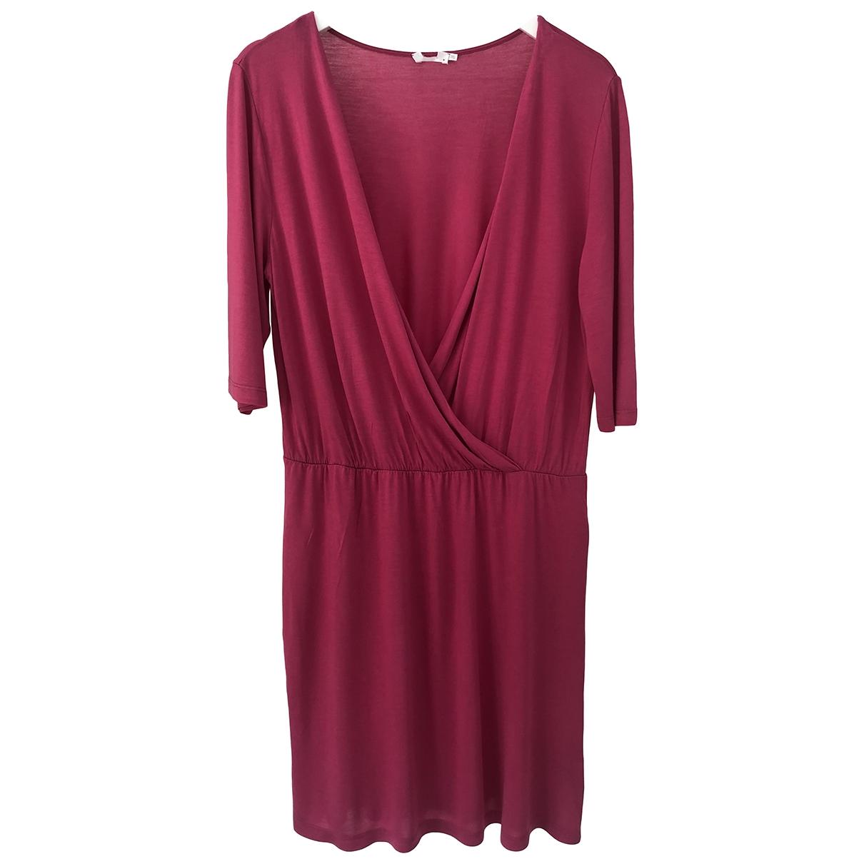 Filippa K \N Kleid in  Rosa Baumwolle