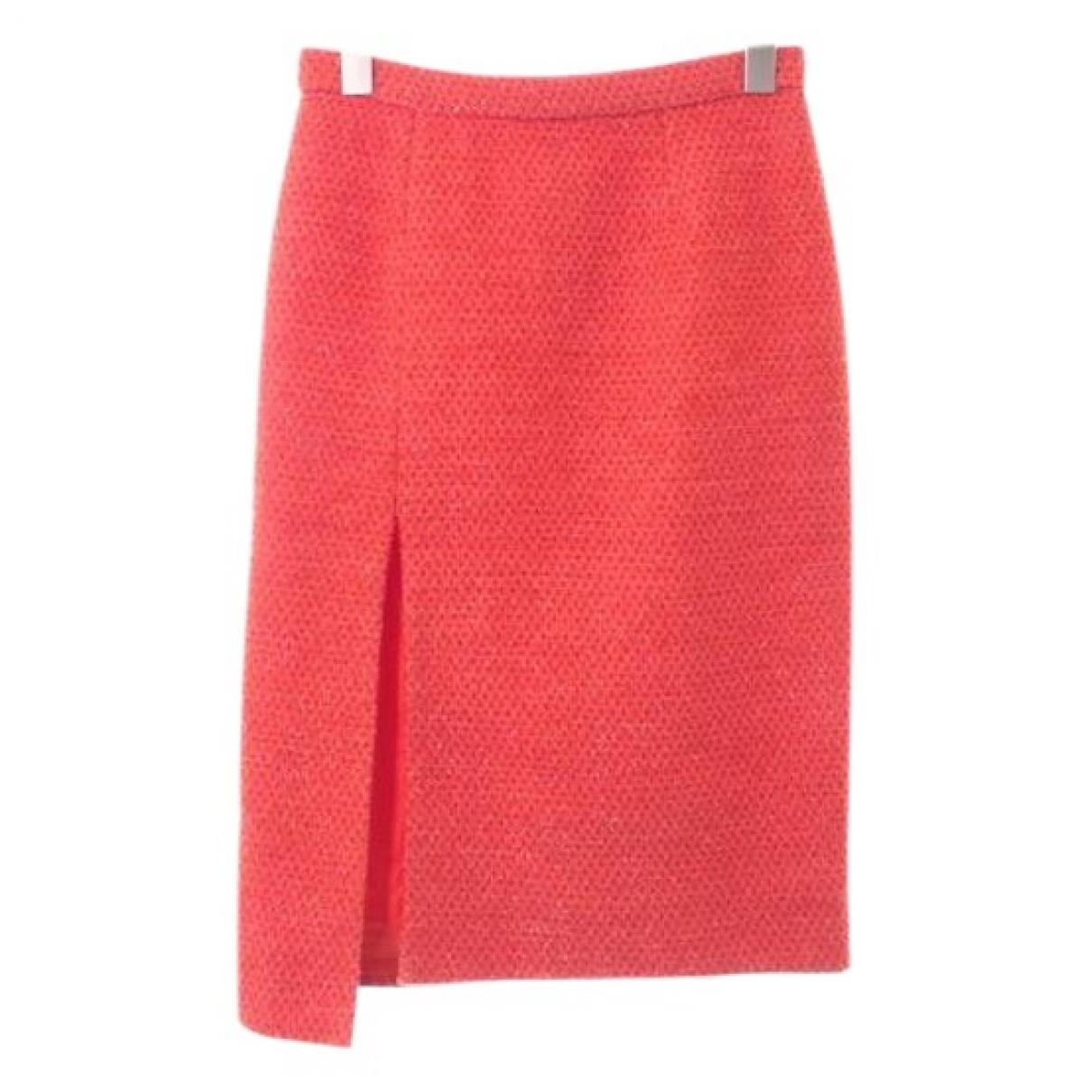 Louis Vuitton \N Rocke in  Rot Synthetik