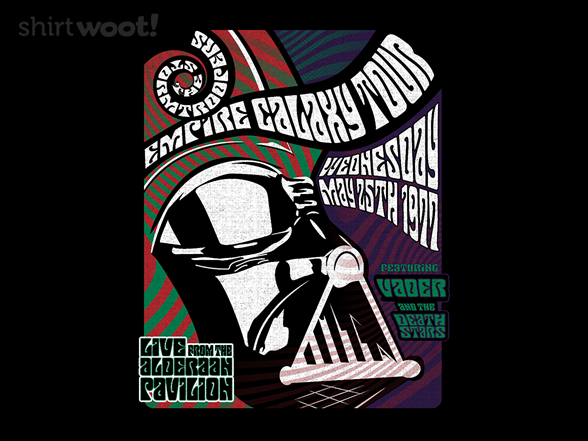 Empire Galaxy Tour T Shirt