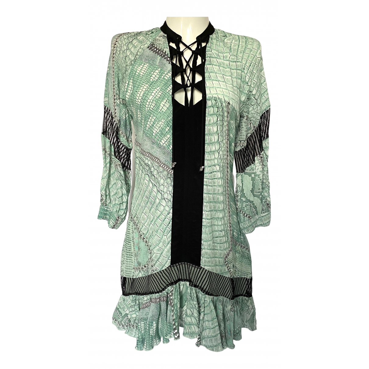 Just Cavalli - Robe   pour femme - vert