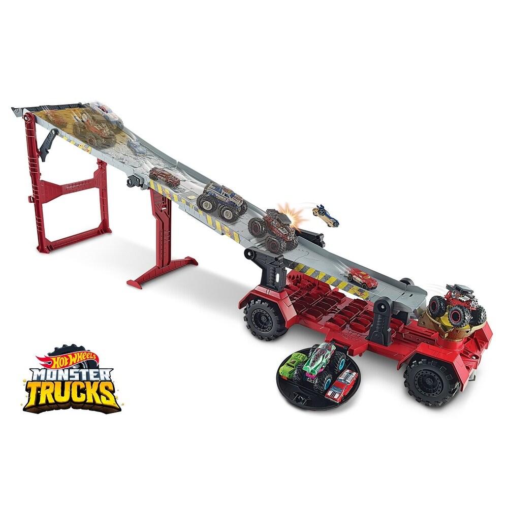 Hot Wheels Track Builder Vertical Launch Kit (Kids)