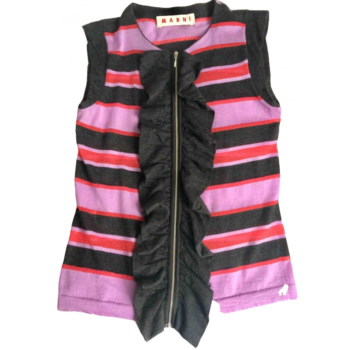 Marni \N Multicolour Cashmere  top for Women 40 IT
