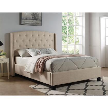 CM7531BG-CK-BED Aliza Cal.King Bed  in
