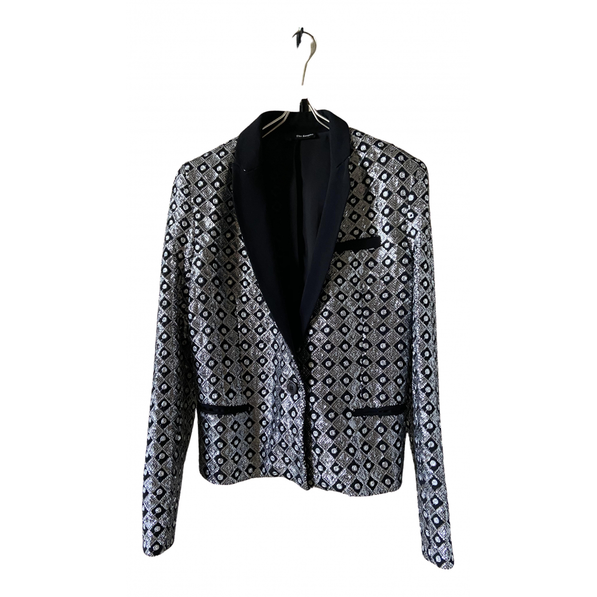 The Kooples N Black jacket for Women M International