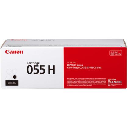 Canon 055 3020C001 cartouche de toner originale noire haute capacité