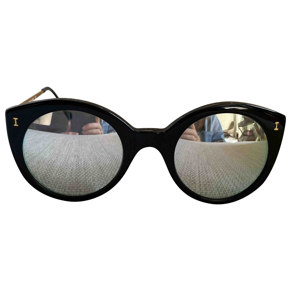 Illesteva \N Black Sunglasses for Women \N