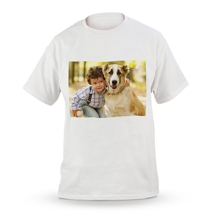 Deluxe Photo T-shirt small, Gift