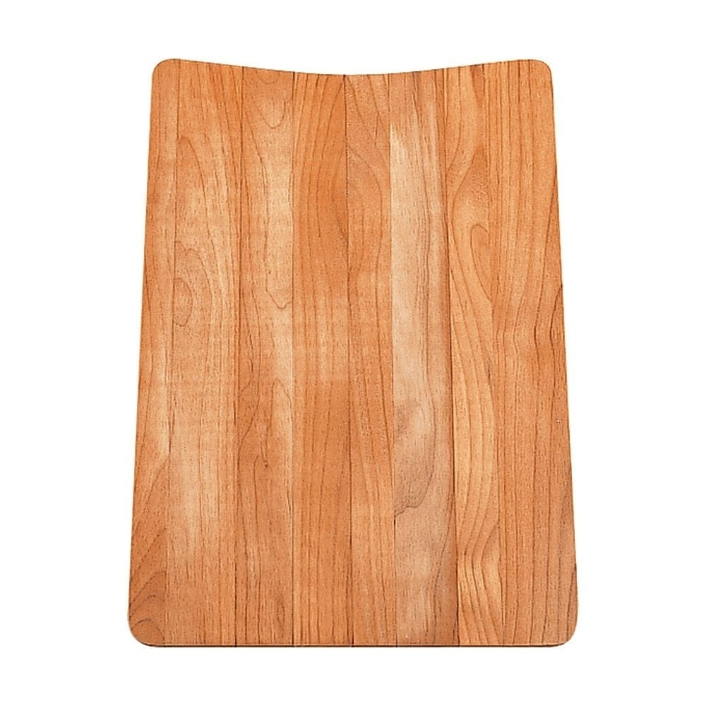 Blanco 18-1/4-in L x 12-5/8-in W Wood Cutting Board in Brown (Brown)