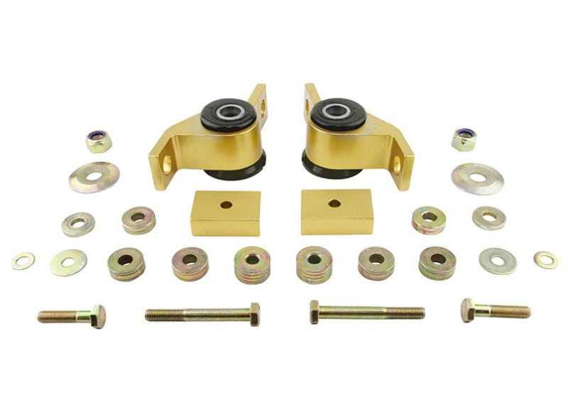 Whiteline KCA362 FRONT CONTROL ARM - LOWER INNER REAR BUSHING (ANTI-LIFT/CASTER CORRECTION) COMFO Front