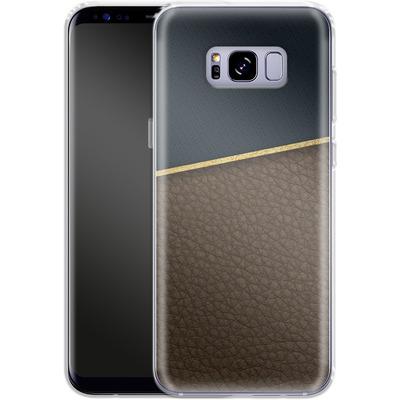 Samsung Galaxy S8 Plus Silikon Handyhuelle - Oxford von caseable Designs